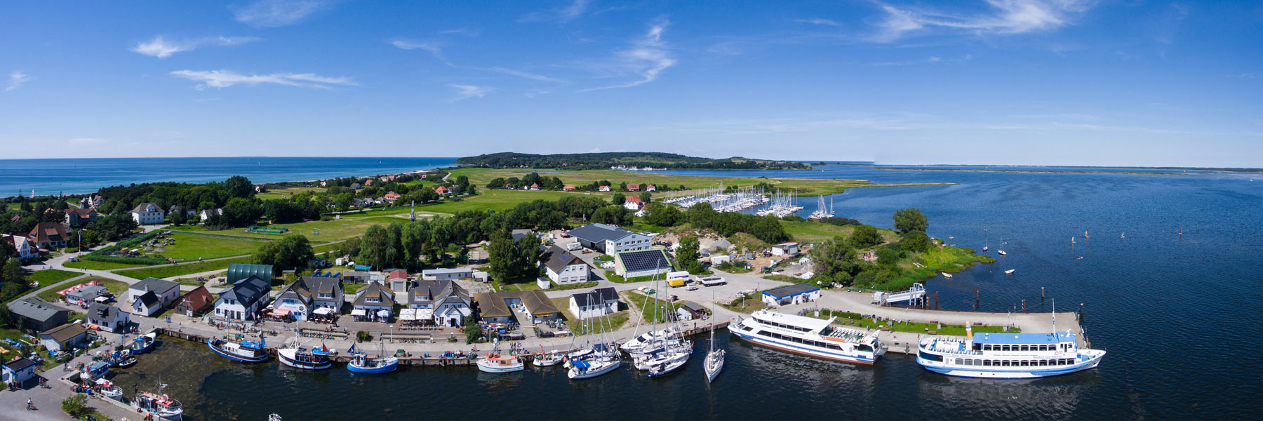 Vitte - Insel Hiddensee
