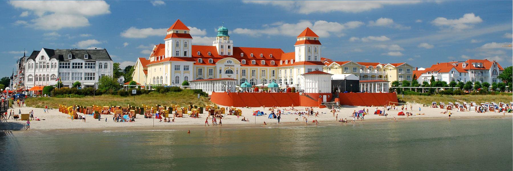 Ostseebad Binz - Insel Rügen