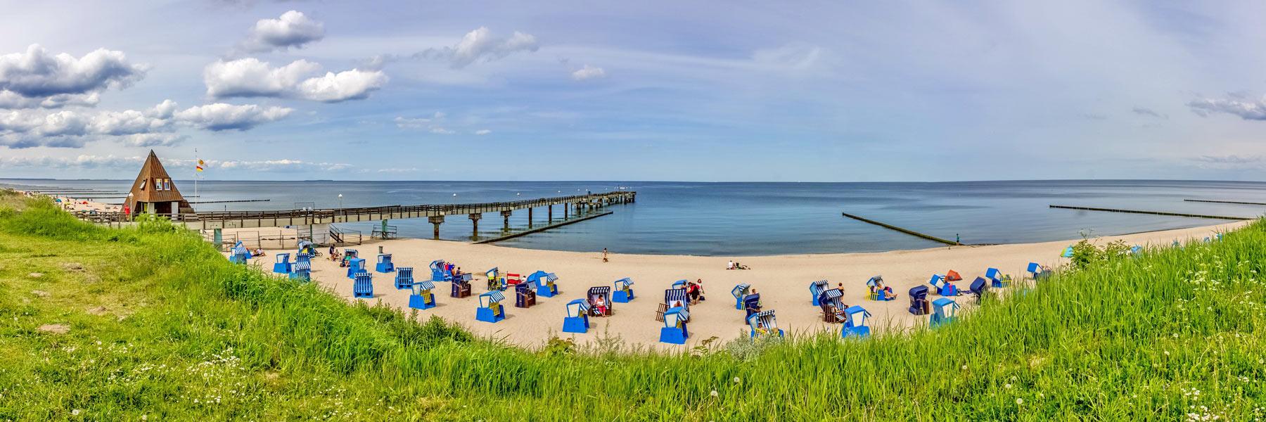 Strand Koserow - Insel Usedom