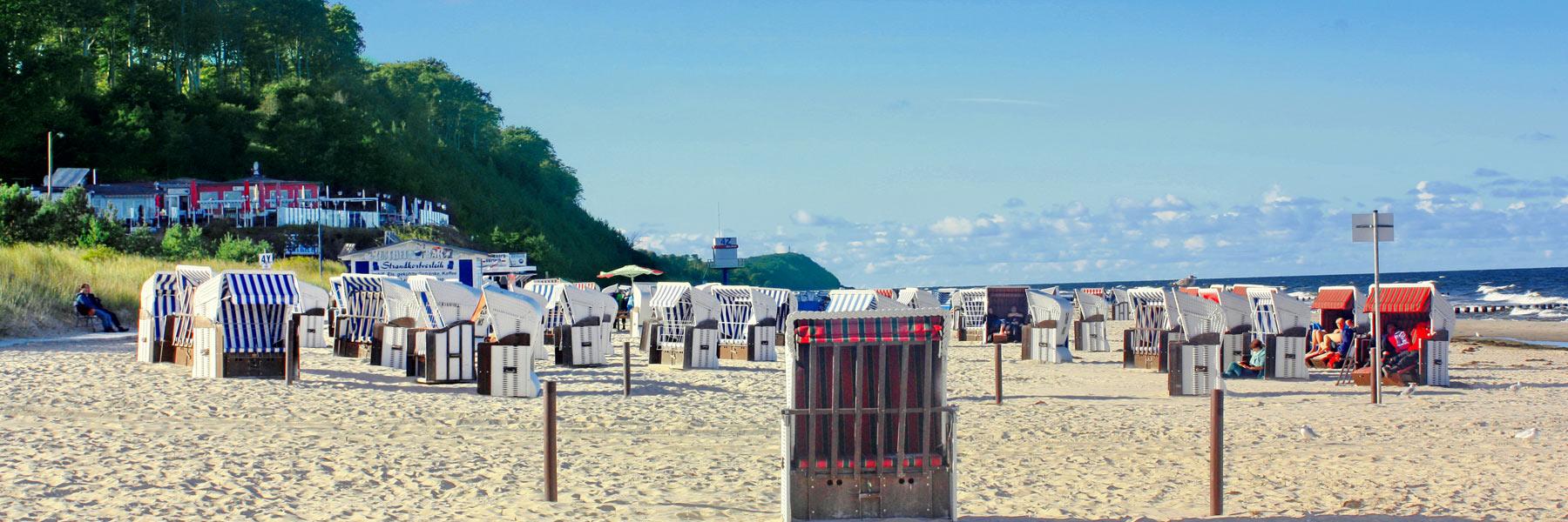 Strand Ückeritz - Insel Usedom