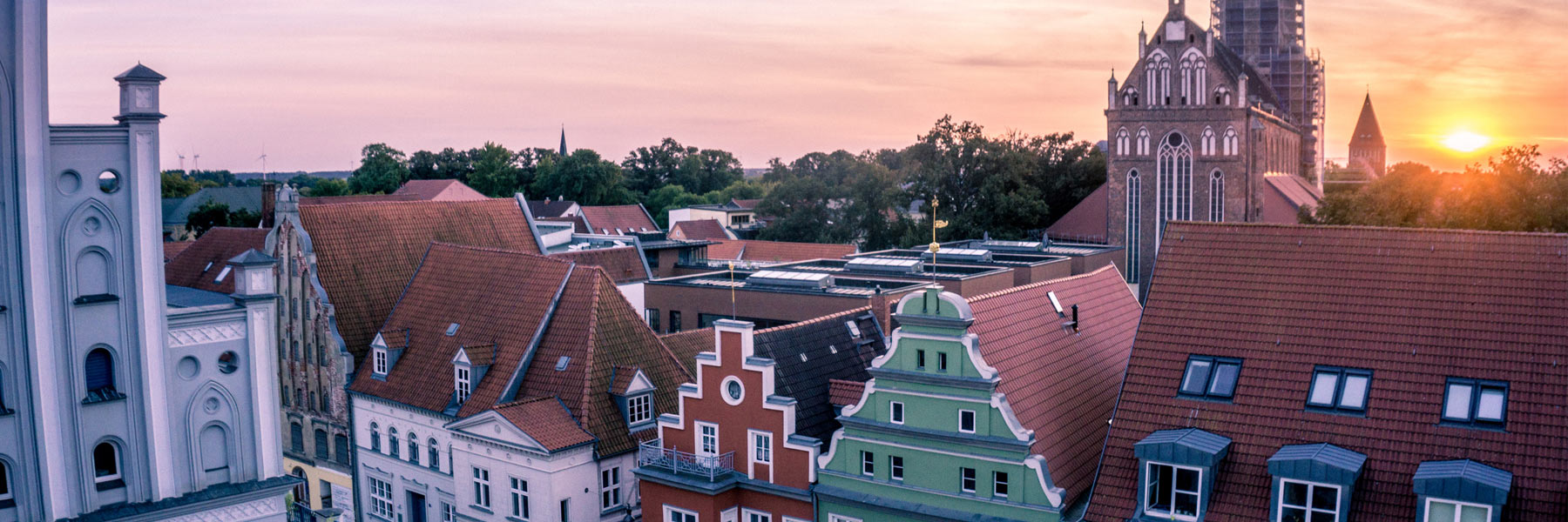 Fischermarkt - Hansestadt Greifswald