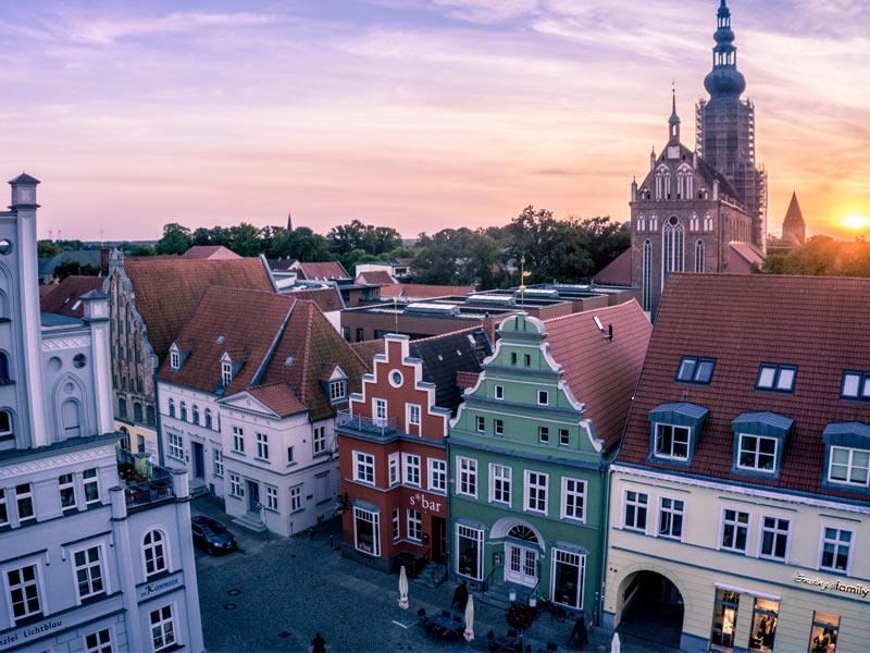 Greifswald entdecken