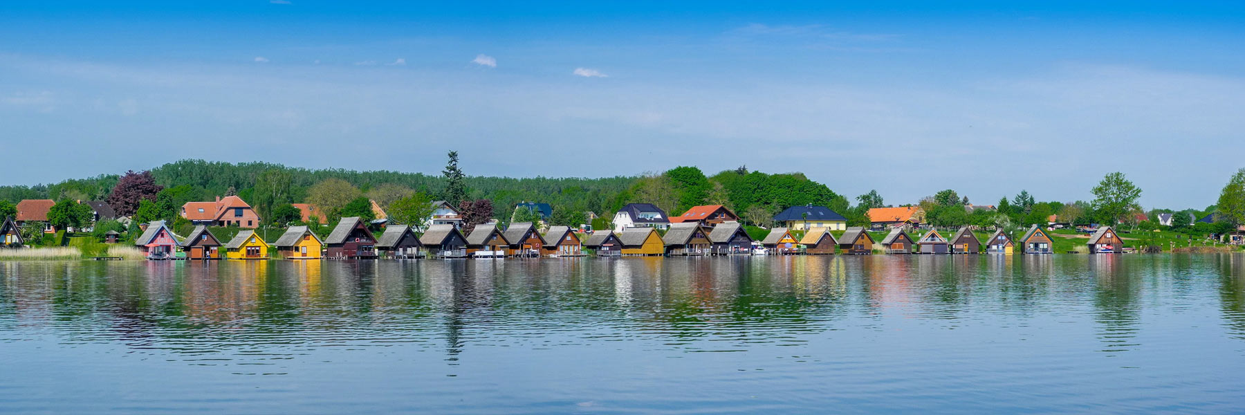 Bootshäuser - Mirow