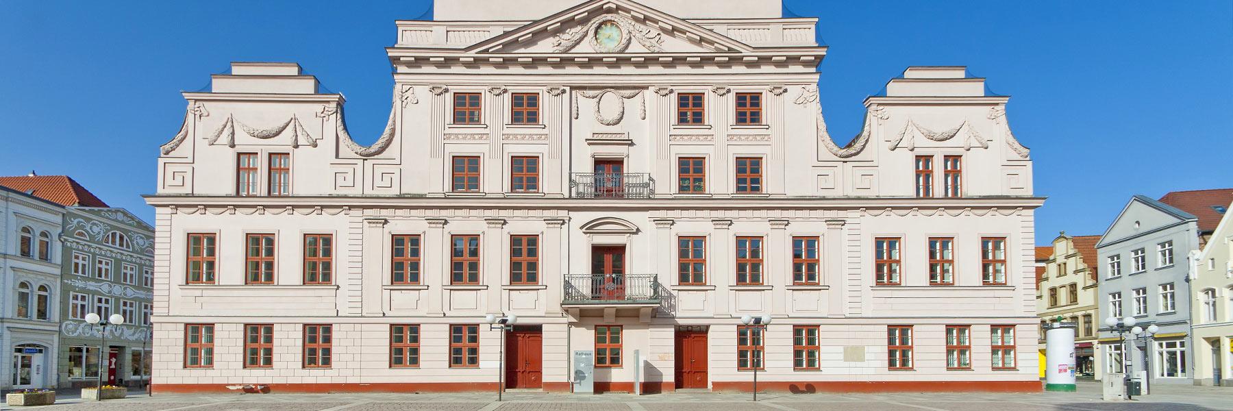 Rathaus - Güstrow