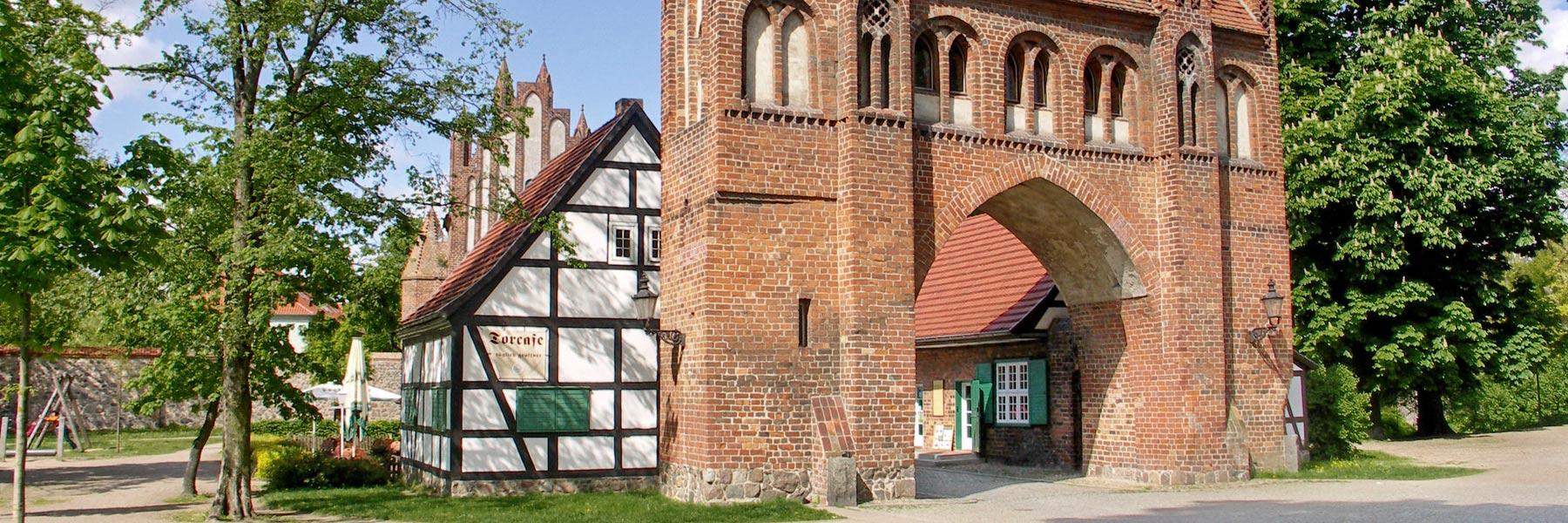 Friedländer Tor - Neubrandenburg