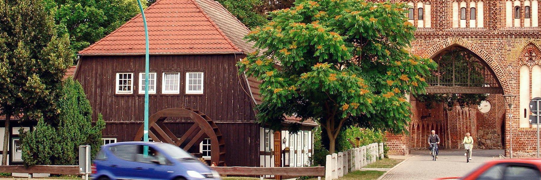 Stargader Tor - Neubrandenburg