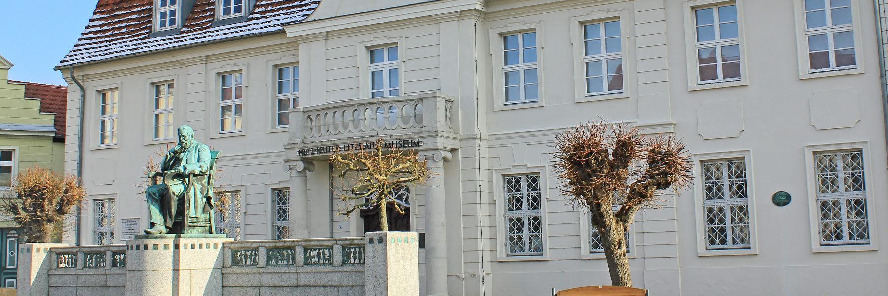 Fritz Reuter Museum - Stavenhagen