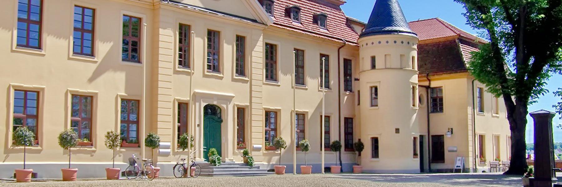 Schloss - Stavenhagen