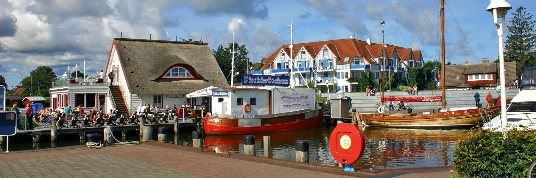 Hafen - Ostseeheilbad Zingst