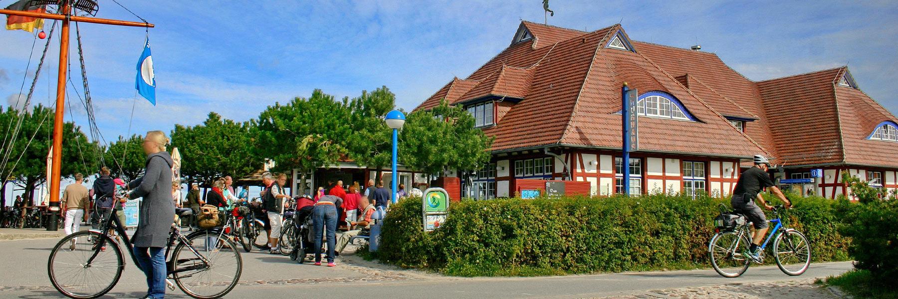 Kurhaus - Ostseeheilbad Zingst