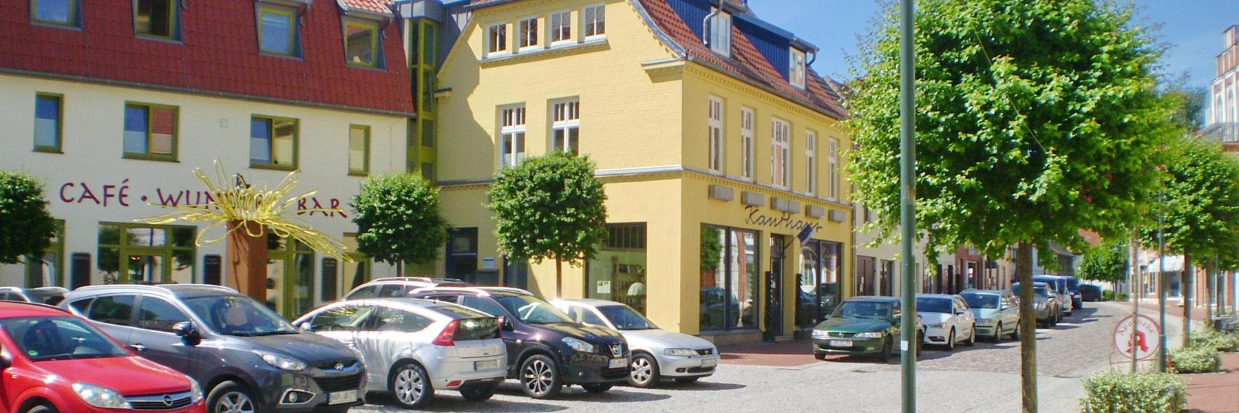 Innenstadt - Stadt Bad Sülze