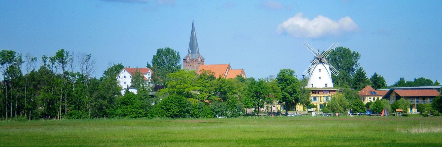 Stadtansicht - Stadt Bad Sülze