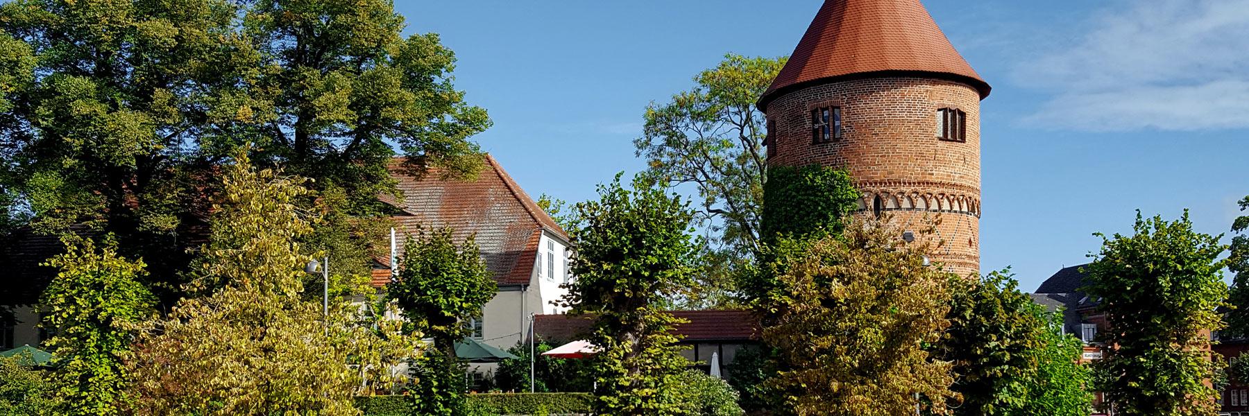 Amtsturm - Lübz