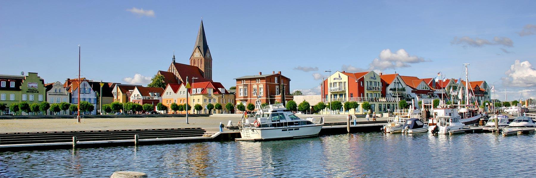 Hafen - Barth