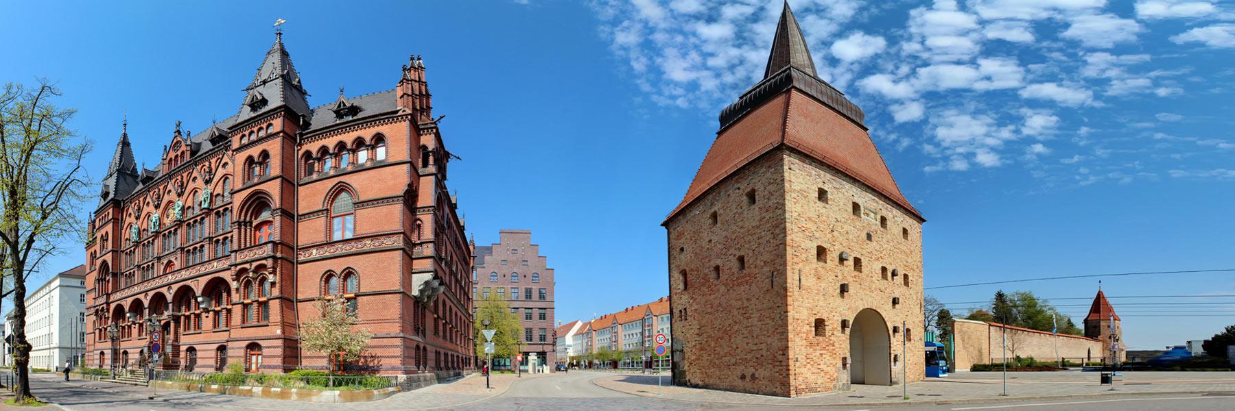 Steintor - Hansestadt Rostock