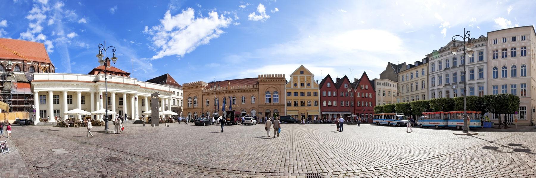 Marktplatz - Schwerin