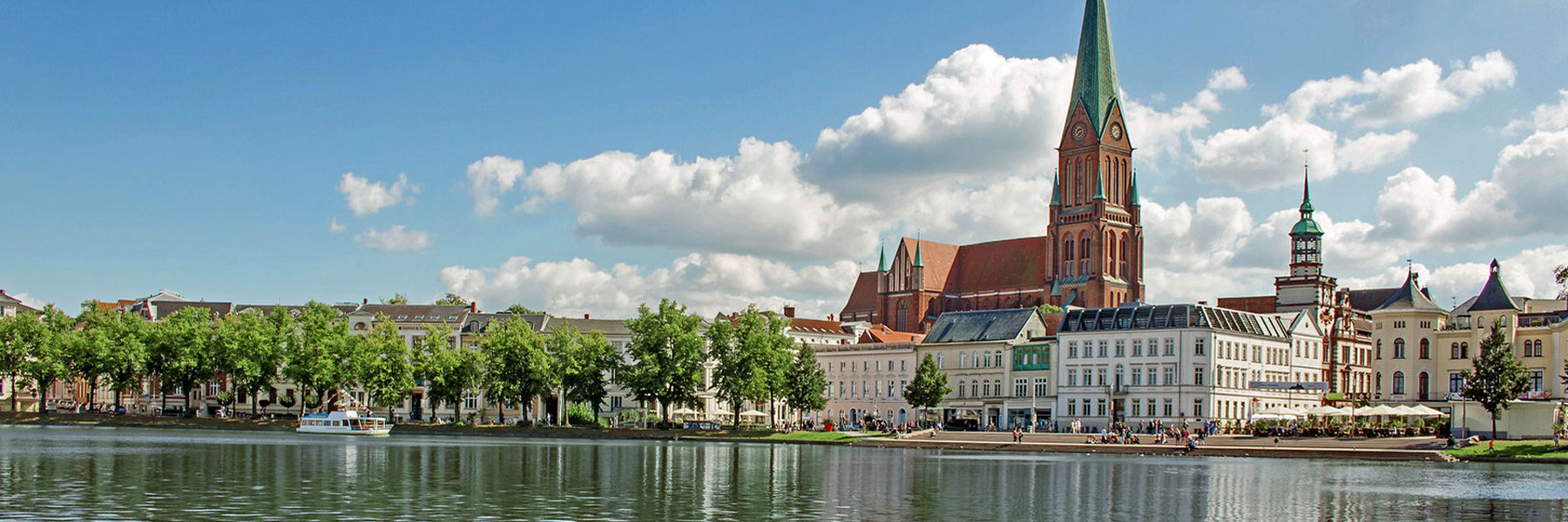 Pfaffenteich - Schwerin