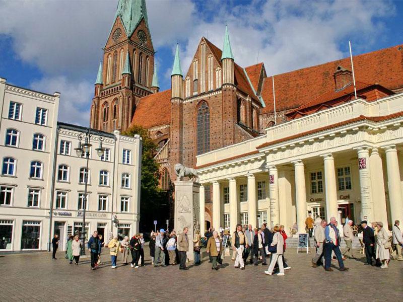 Schwerin entdecken