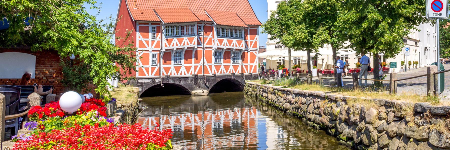 Tourismus Wismar