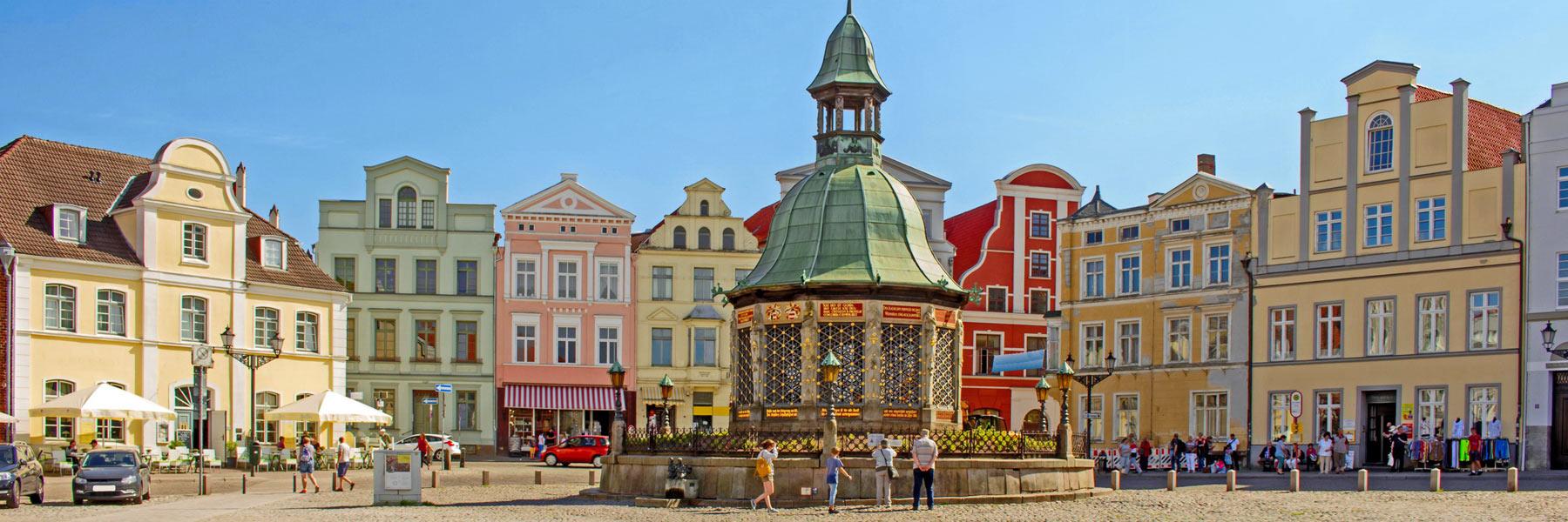 Wasserkunst - Hansestadt Wismar