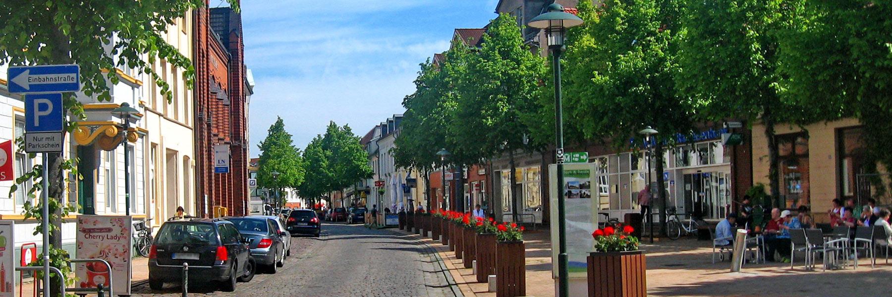 Innenstadt - Grevesmühlen