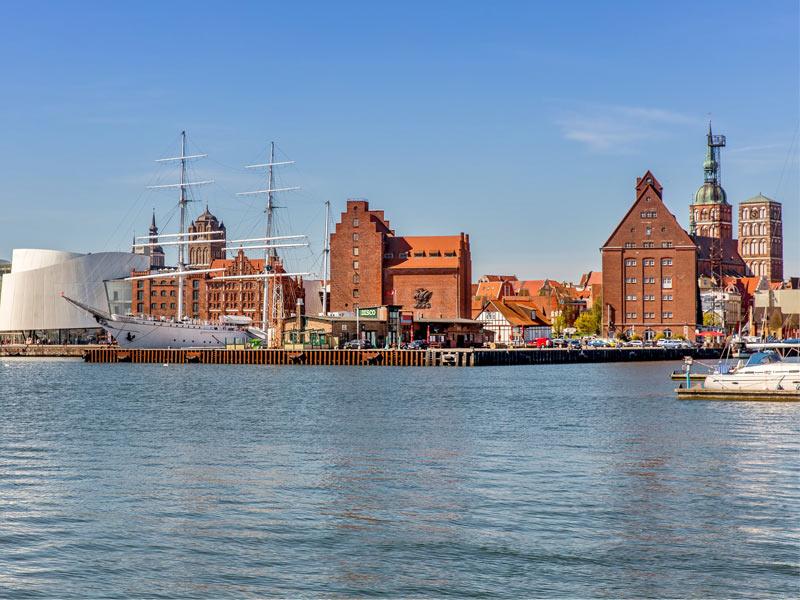 Stralsund entdecken