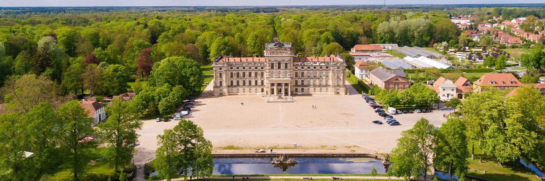 Schloss - Stadt Ludwigslust