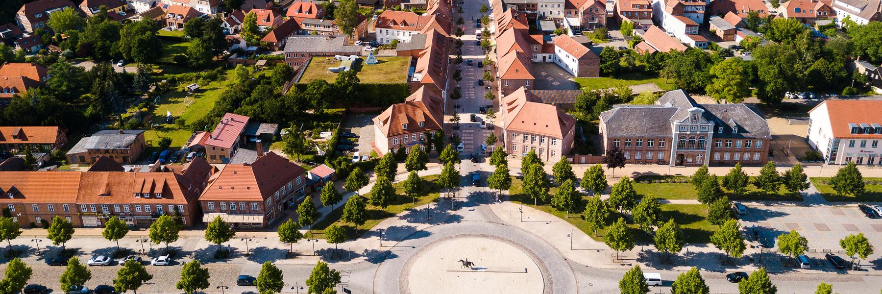 Schlossstrasse - Stadt Ludwigslust