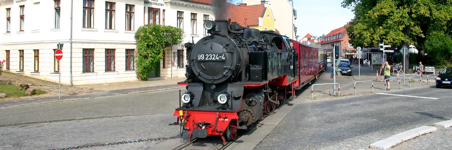 Bäderbahn Molli - Bad Doberan
