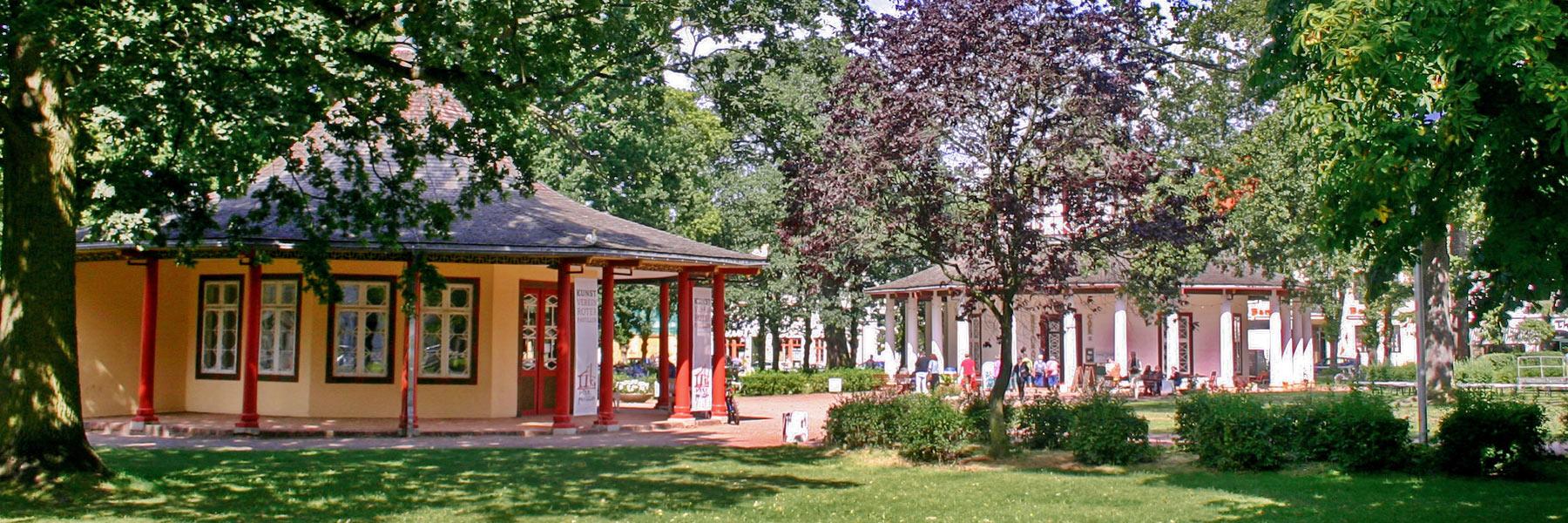 Pavillon - Bad Doberan