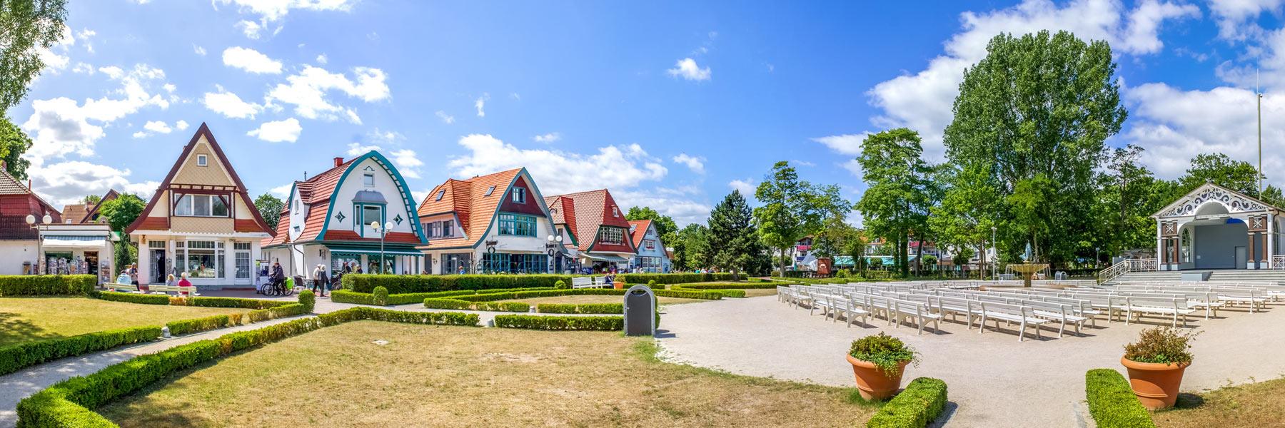 Promenade - Ostseebad Boltenhagen