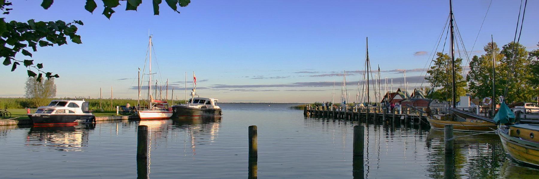 Hafen - Kurverwaltung Ahrenshoop