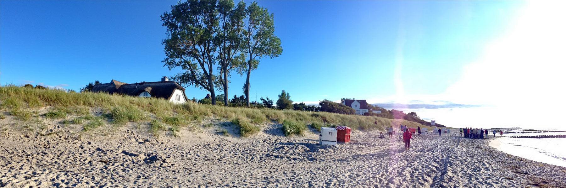Strand - Kurverwaltung Ahrenshoop