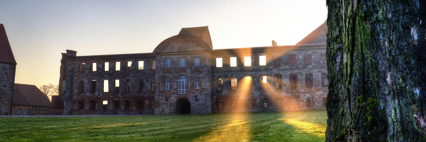 Kloster-Schlossanlage - Stadt Dargun