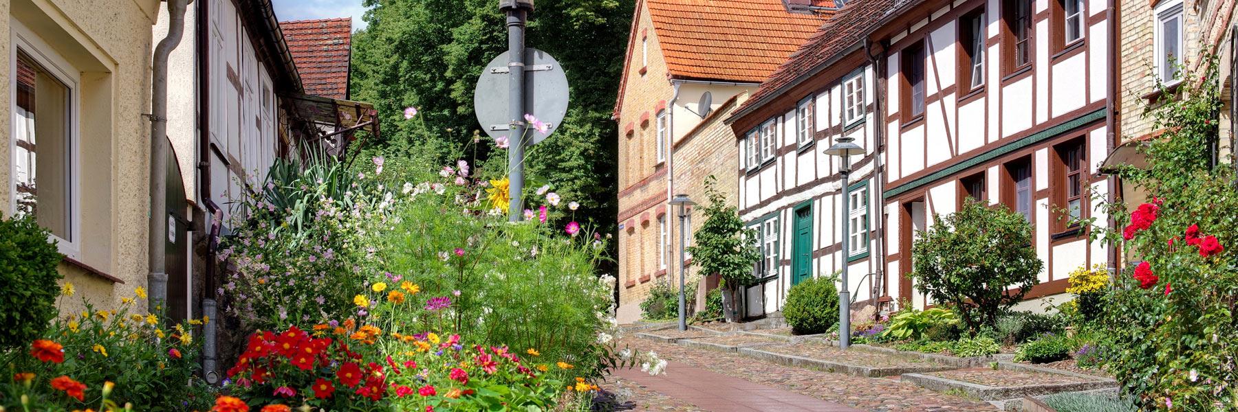 Altstadt - Sternberg