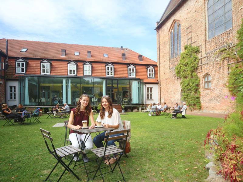 Bernsteinmuseum Café | © Stadt Ribnitz-Damgarten