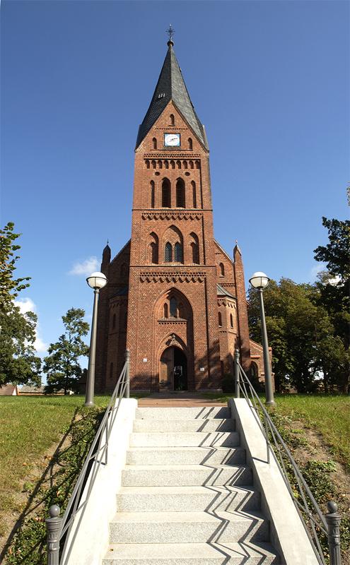 St.-Bartholomäus-Kirche  | © Stadt Ribnitz-Damgarten