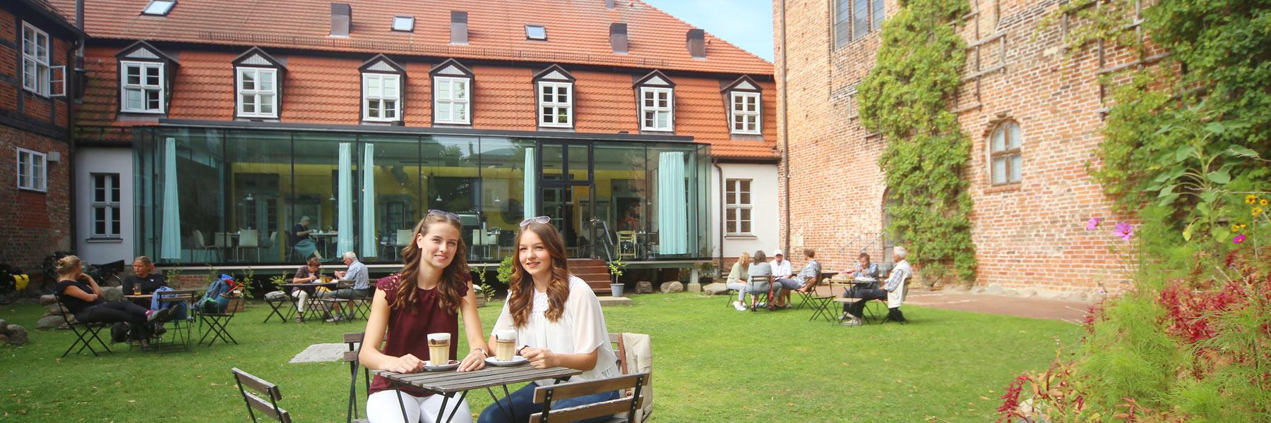 Bernsteincafe - Ribnitz-Damgarten