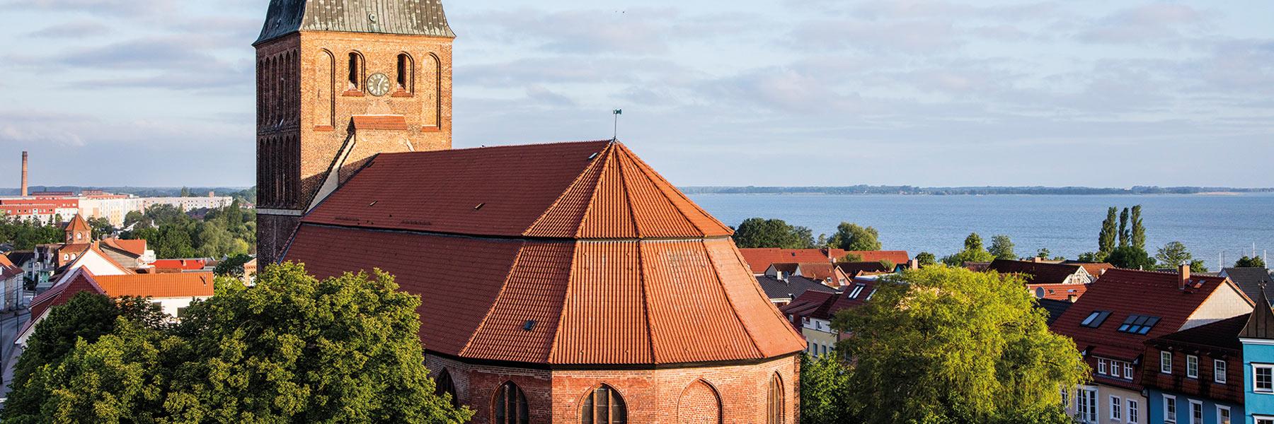 Stadtausblick - Ribnitz-Damgarten