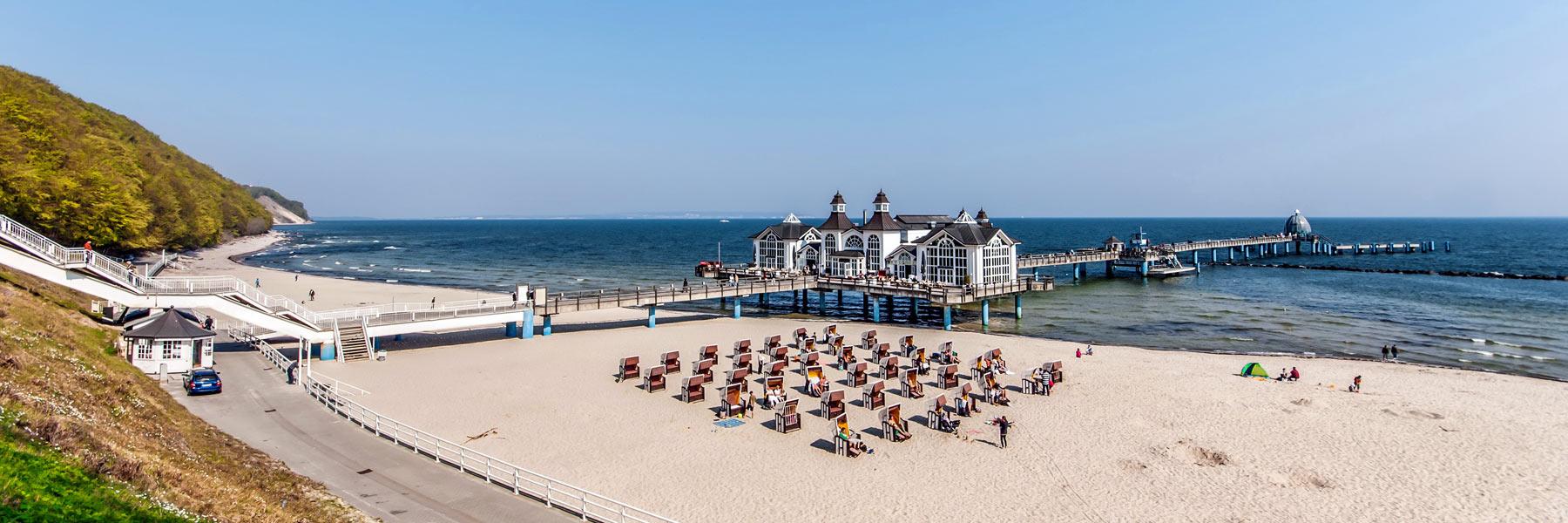 Strand - Ostseebad Sellin