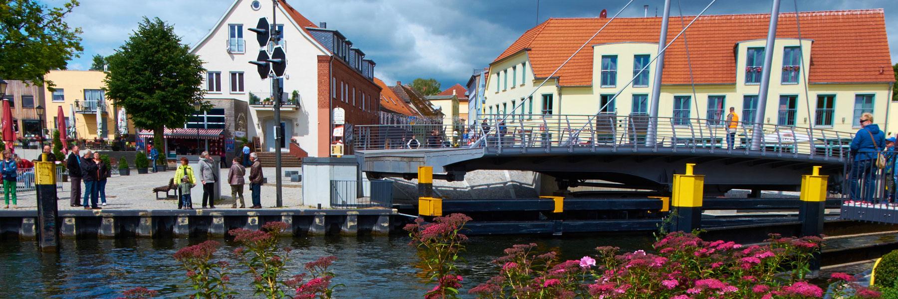 Stadt - Stadt Malchow