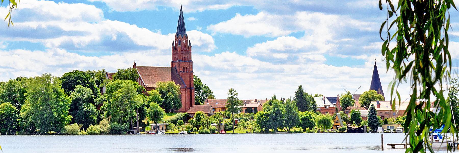 marienkirche müritzufer - Röbel/Müritz