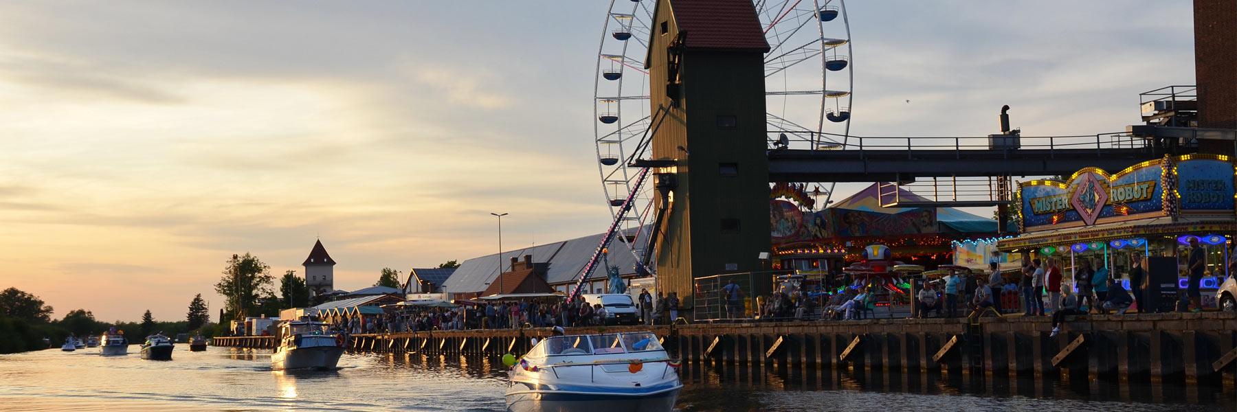 Peenefest - Stadtinformation Hansestadt Demmin