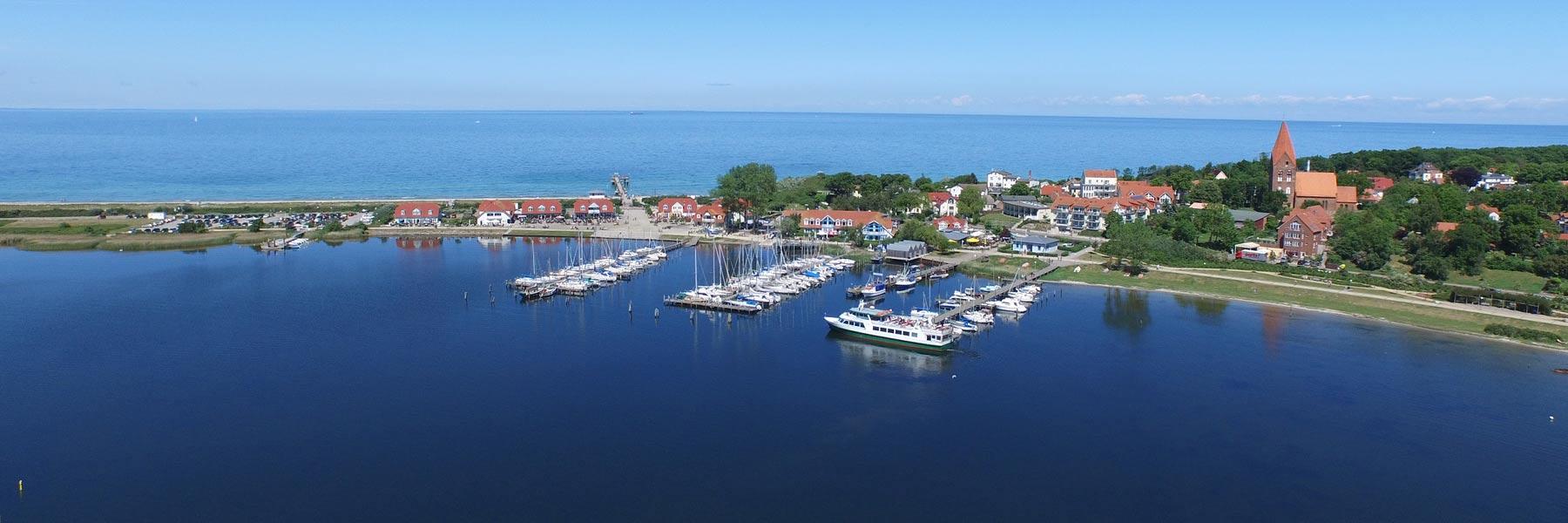 Luftaufnahme - Ostseebad Rerik