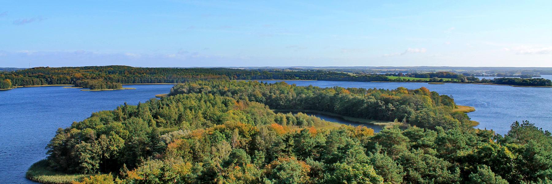 Seenlandschaft - Krakow am See