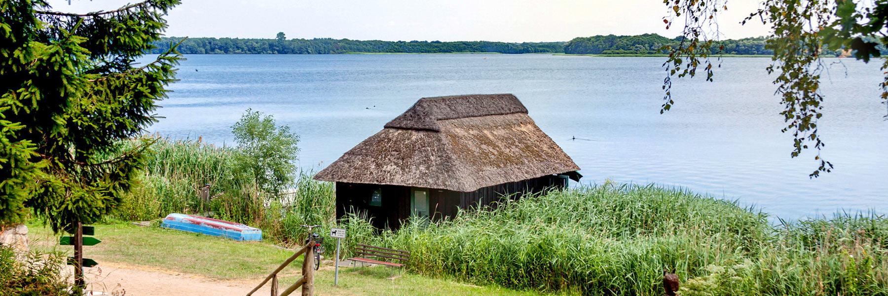 Schaalsee Fischerhütte - Zarrentin