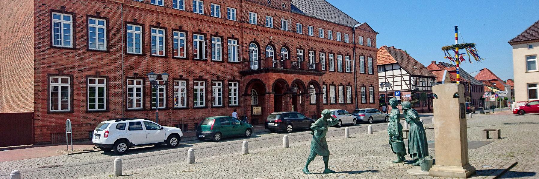 Rathaus - Hagenow