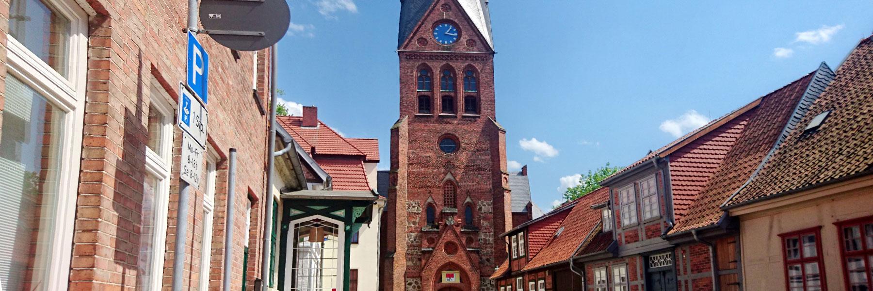 Stadtkirche - Hagenow