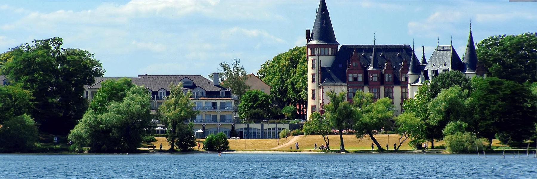 Schloss & Müritz - Gemeinde Klink