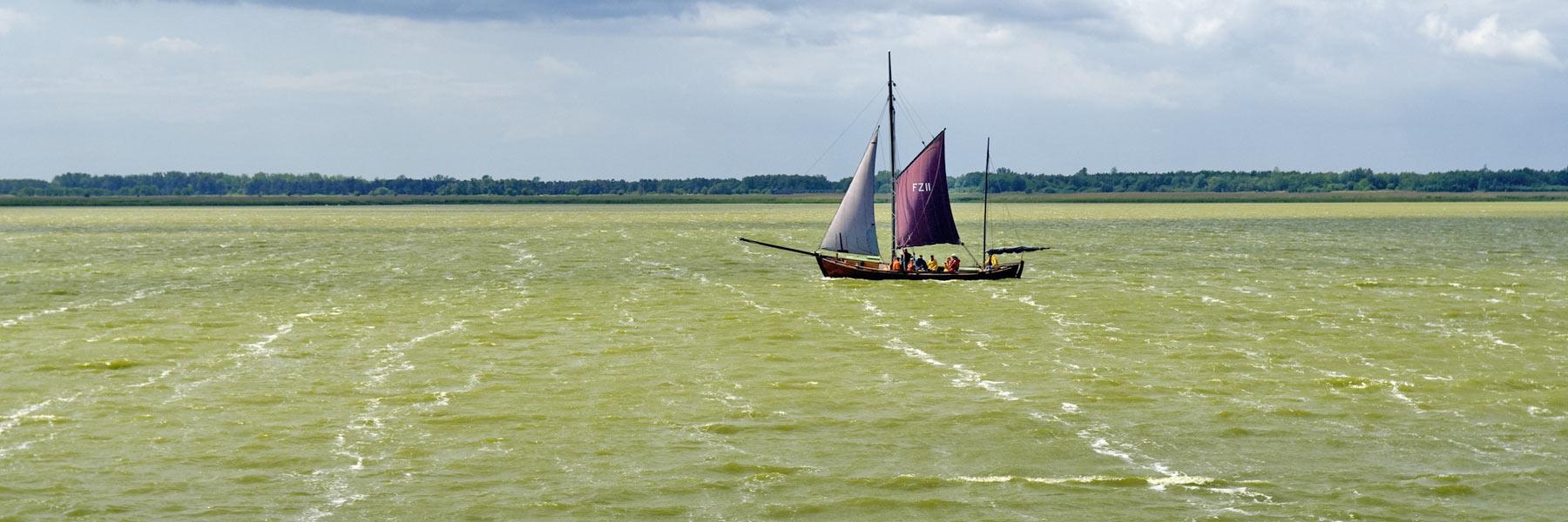 Zeesboot - Ostseebad Dierhagen